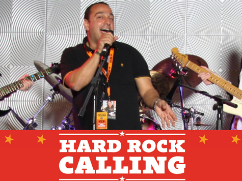 Hard Rock Calling experience