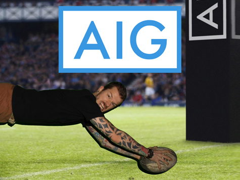 AIG Rugby World Cup experience