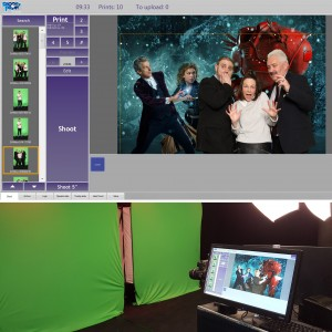 Green screen in action: why use a green screen?