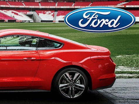 Ford car: event photo marketing