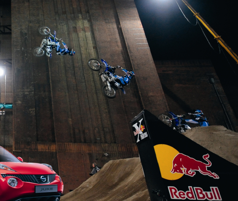 RED BULL ACTION VIDEO