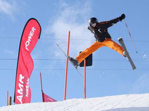 skiing sports marketing
