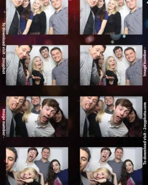Infernos photo booth strip