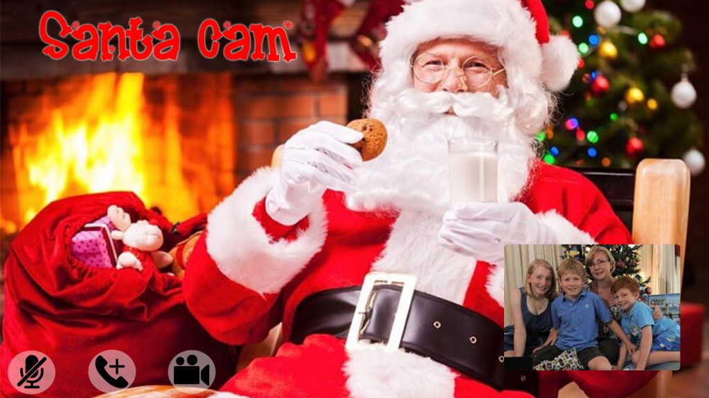 Demo Home Page Santa Cam